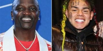 Akon et 6ix9ine vont faire une Battle de hit sur Instagram ?!