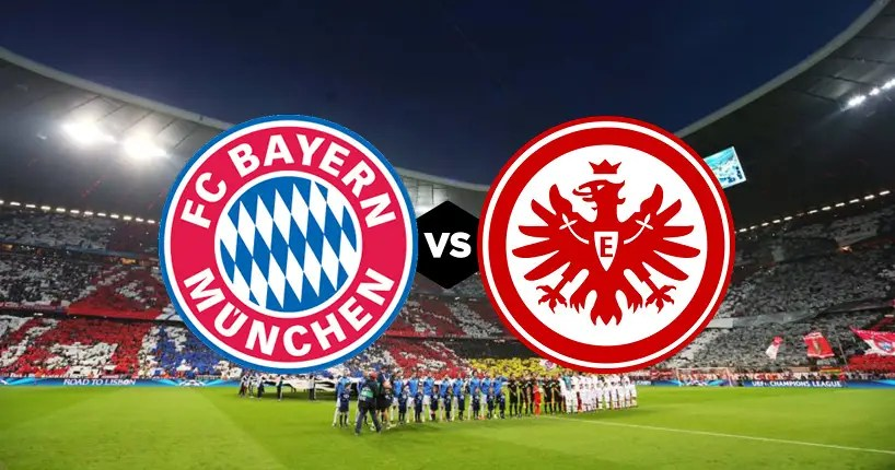 Bayern Munich contre Eintracht Francfort : en streaming live gratuit !