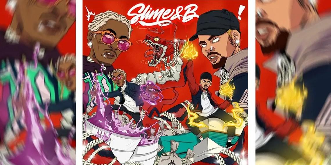 Chris Brown et Young Thug dévoilent leur mixtape commune