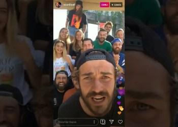 Le Record du live Instagram de Tekashi 6ix9ine anéanti par une star de la réalité turque