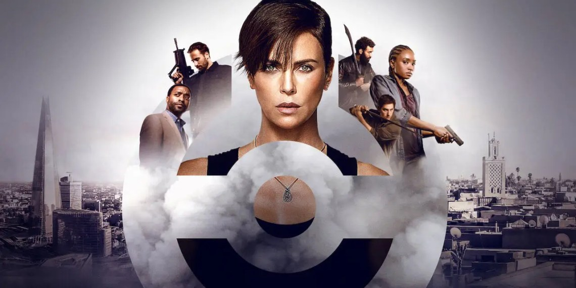 The Old Guard : Netflix dévoile un trailer avec Charlize Theron