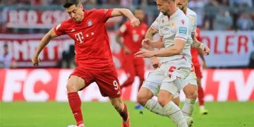 Comment regarder Bayern Munich vs Union Berlin en streaming live