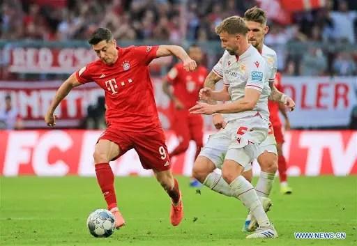 Comment regarder Bayern Munich vs Union Berlin en streaming live