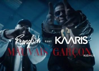 Franglish et Kaaris dévoilent le remix fracassant de « Mauvais Garçon »