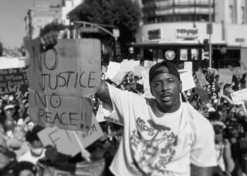 Découvrez FTP le dernier YG tourné lors des manifestations BLM