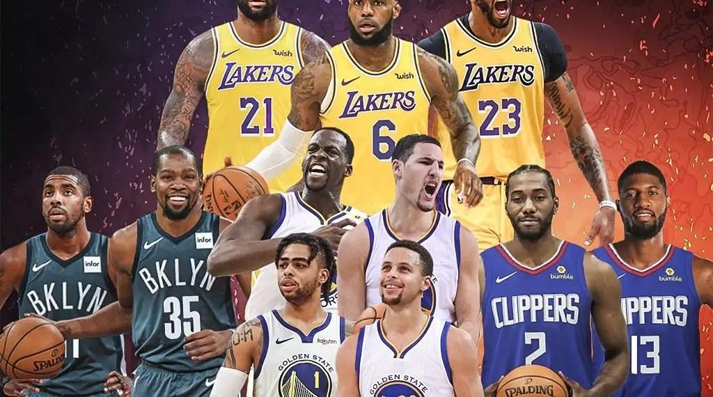 La NBA est de retour