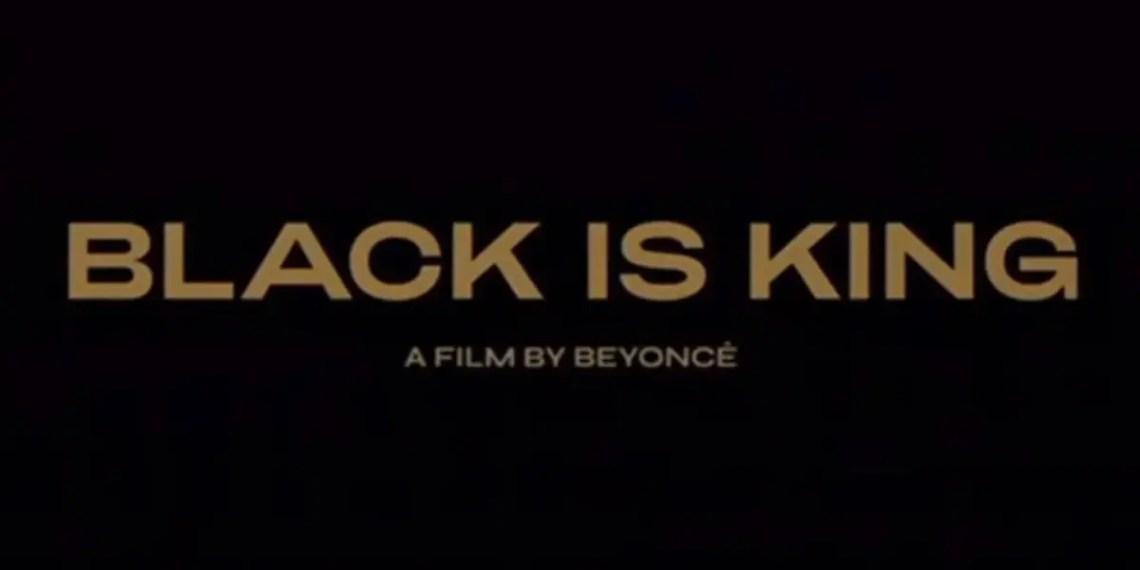 """Beyoncé va sortir un album vidéo """"Black Is King"""" sur Disney+."""