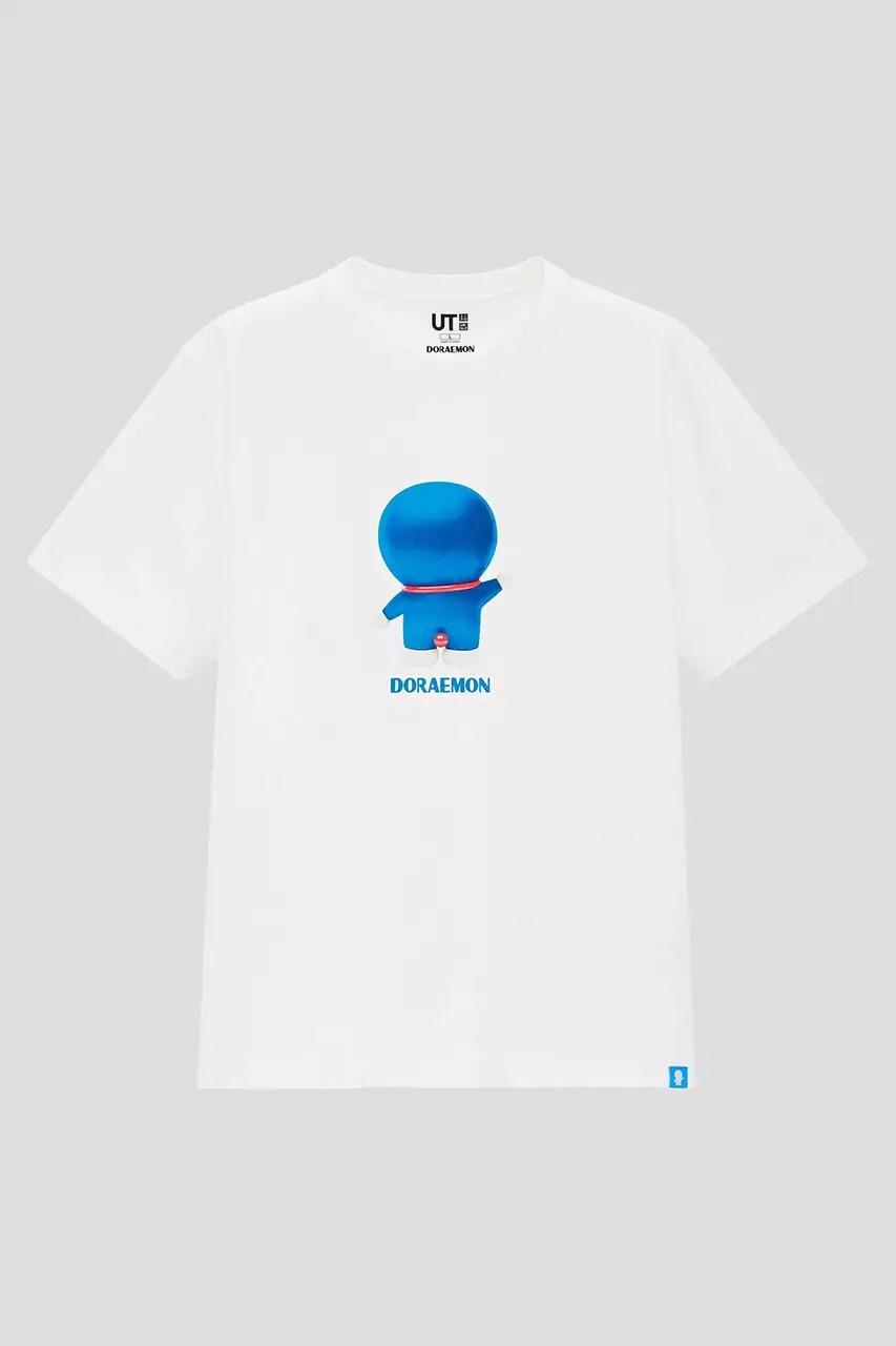 UNIQLO collabore une nouvelle fois avec Doraemon