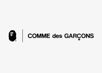 Une nouvelle collaboration BAPE x COMME des GARÇONS