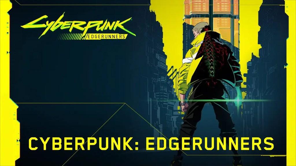 Image de la série animée : Cyberpunk Edgerunners