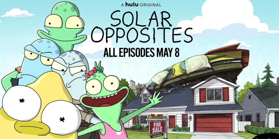 Solar Opposites Saison 2 : épisode 1 - Date de sortie !