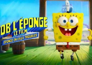Bob l'éponge, le film : Éponge en Eaux Troubles au cinéma dès juillet