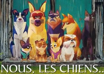 Nous les chiens au cinéma le 22 juin dès la réouverture des salles !