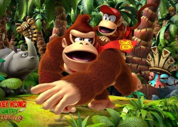 Donkey Kong Country en approche sur Nintendo Switch !