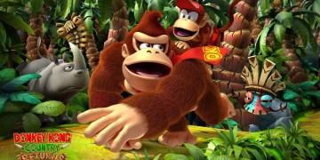 Donkey Kong Country en approche sur Nintendo Switch !