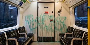 Bansky s'invite dans le métro londonien