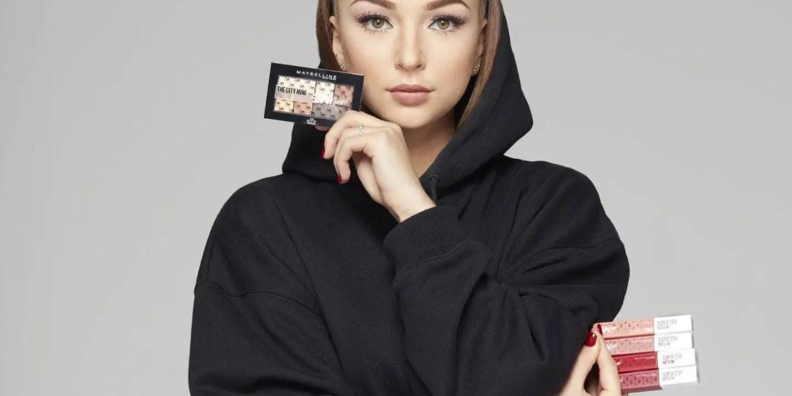 Eva Queen annonce sa collaboration avec Maybelline New York