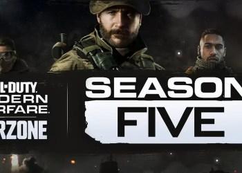 Call of Duty : Le trailer inédit de Modern Warfare saison 5