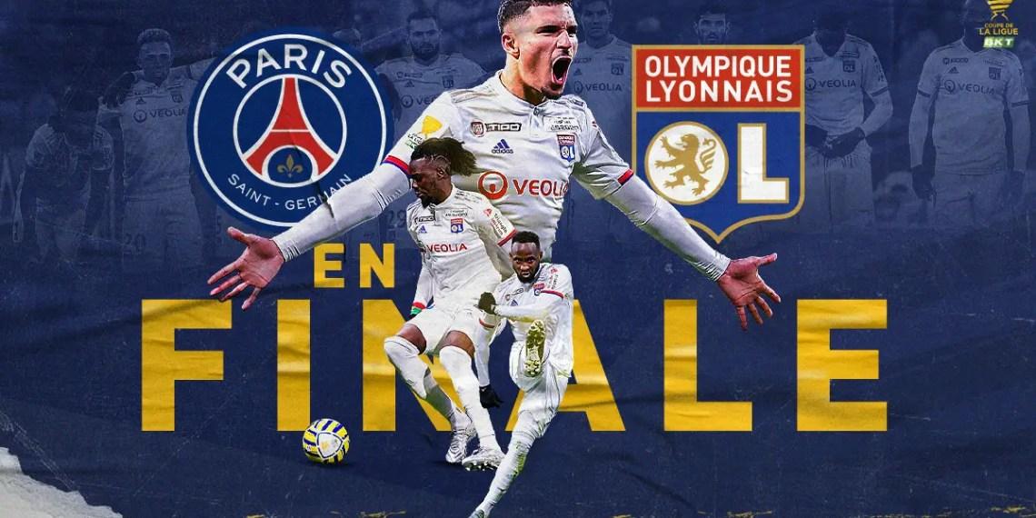 Voici comment regarder PSG vs Lyon en streaming live gratuitement