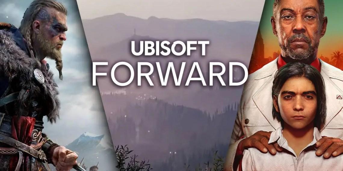 Les annonces importantes d'Ubisoft Forward 2020