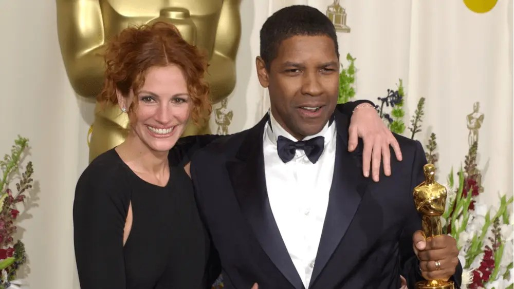 Netflix lance un film avec Julia Roberts et Denzel Washington - Blow