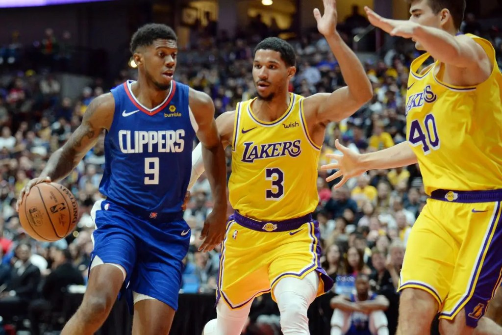 Voici comment regarder Los Angeles Lakers vs L.A. Clippers en streaming live