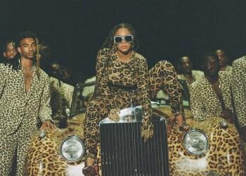 "Analyse de l'album visuel ""Black Is King"""