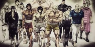 Kengan Omega Chapitre / Scan 75 - Date de sortie et récap