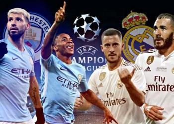 Regarder Manchester City vs Real Madrid en streaming live