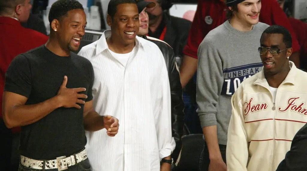Jay Z et Will Smith