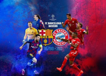 Regarder Barcelone vs Bayern de Munich en streaming live