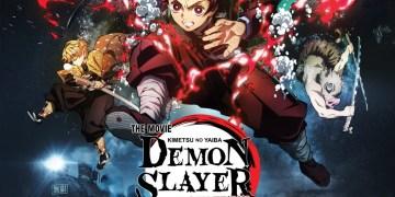 DEMON SLAYER Kimetsu no Yaiba : Mugen Train - Date de sortie