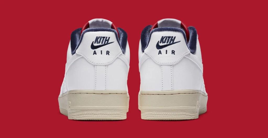 Découvrez la Kith x Nike Air Force 1 Low Paris