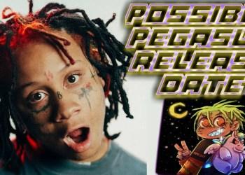 """Rapport : """"Pegasus"""" l'album Trippie Redd LEAK"""