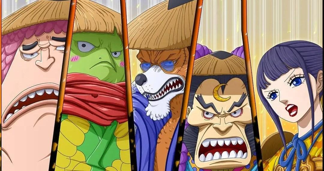 Lire One Piece chapitre 987 - Date de sortie