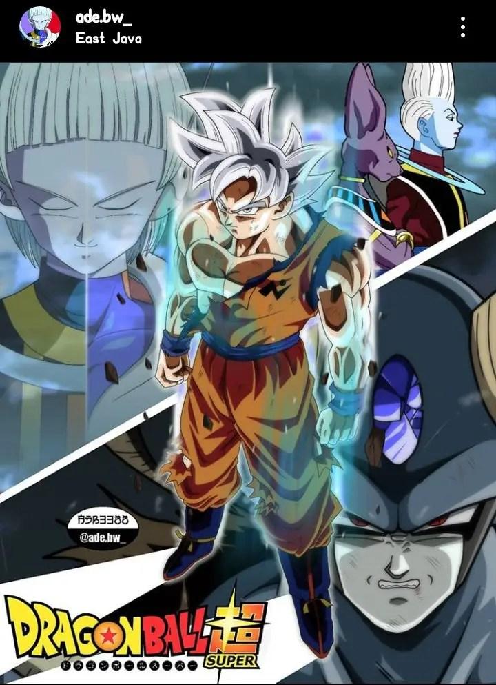 Lire Dragon Ball Super Chapitre 65