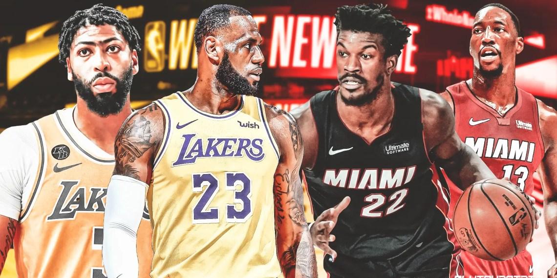 Regarder Miami Heat vs Los Angeles - Game 1 en streaming live
