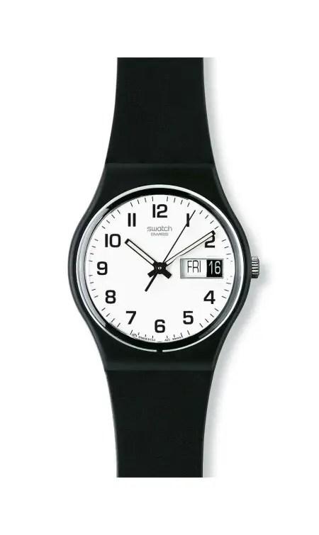 Swatch lance une collection conçue avec des matériaux naturels