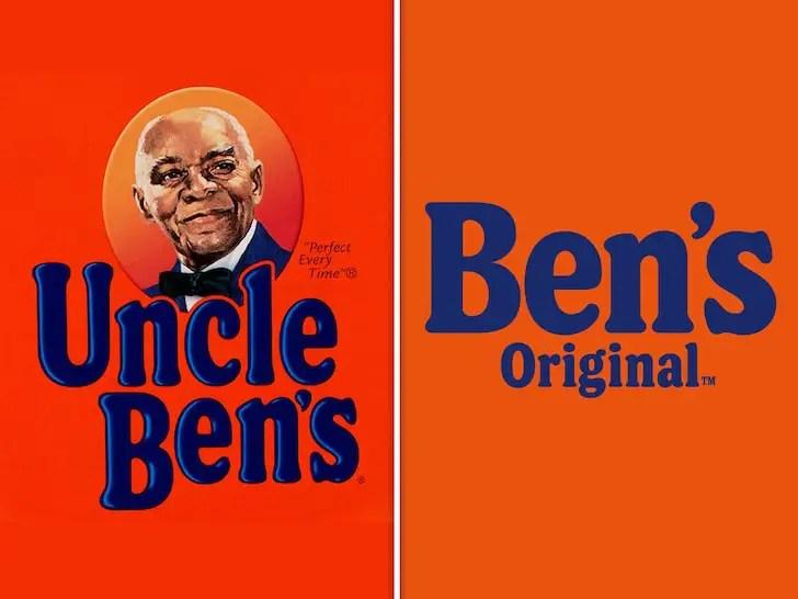 La marque de riz Uncle Ben's change de nom et supprime son logo raciste