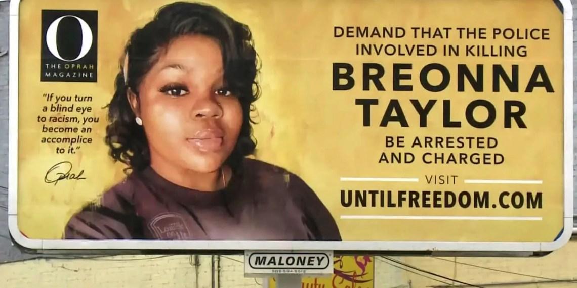 Breonna Taylor : Aucune accusation d'homicide pour les officiers impliqués