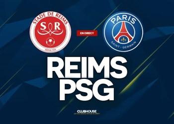 Ligue 1 : Regarder Reims PSG en streaming live