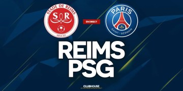 Ligue 1 : Regarder Reims PSG en streaming live