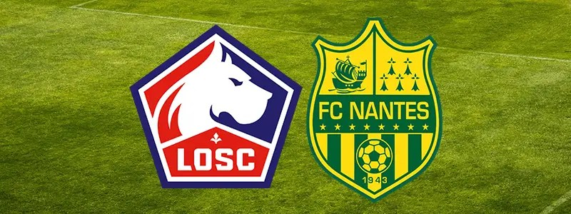 Regarder Lille vs Nantes en streaming live
