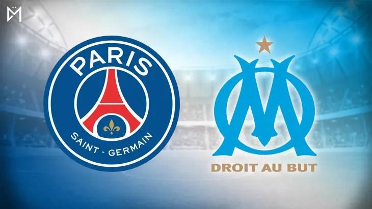 Ligue 1 : Regarder PSG vs OM en streaming live