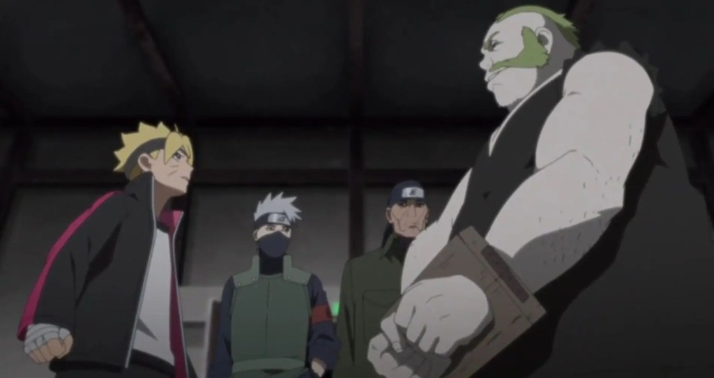 BORUTO: Naruto Newt Generations : épisode 172 - Streaming