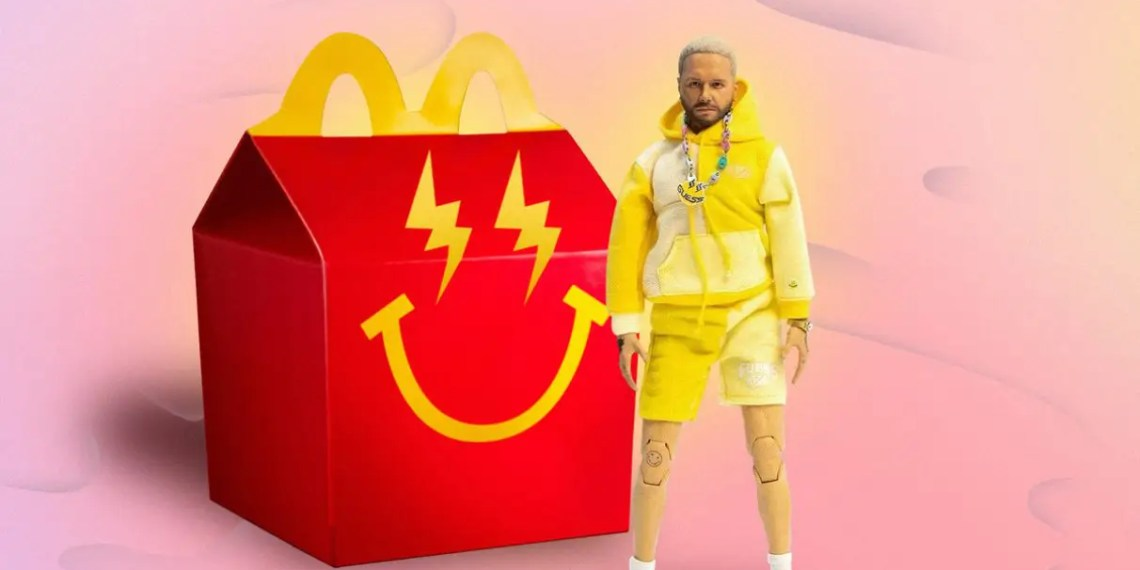 Après Travis Scott c'est à J Balvin de dévoiler son menu avec McDonald's
