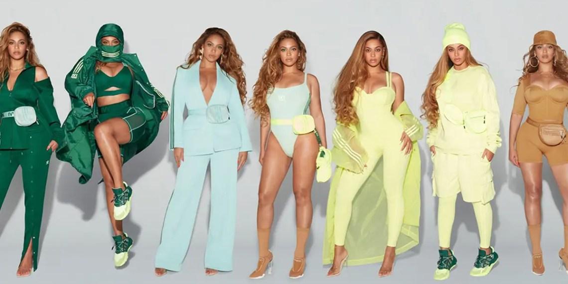 """Ivy Park la marque de Beyoncé dévoile """"Drip 2"""" avec adidas Originals"""