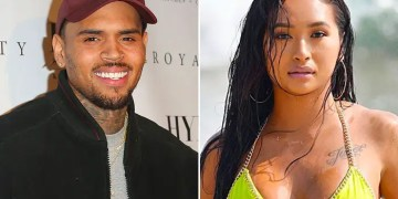 Chris Brown serait en couple avec Gina Huynh