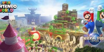 """Le parc """"Super Nintendo World"""" ouvrira au Japon au printemps prochain"""