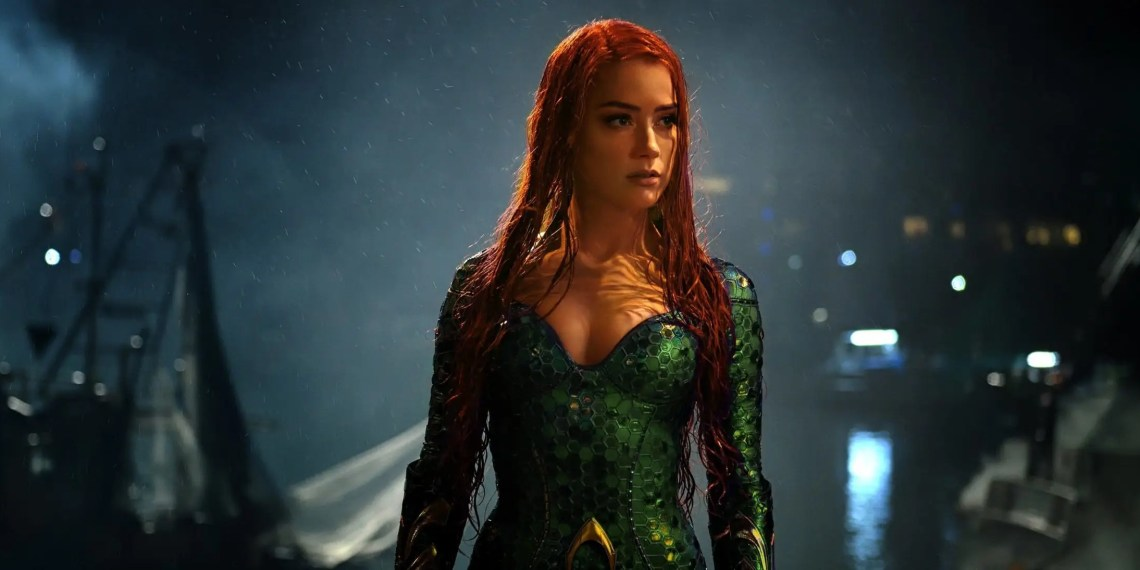 """La pétition """"Aquaman 2"""" visant à retirer Amber Heard rassemble 1,5 million de signatures"""